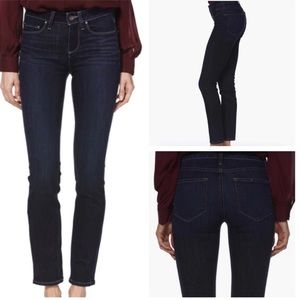 Anthropologie Paige Skyline Ankle Peg Jeans Sz 29